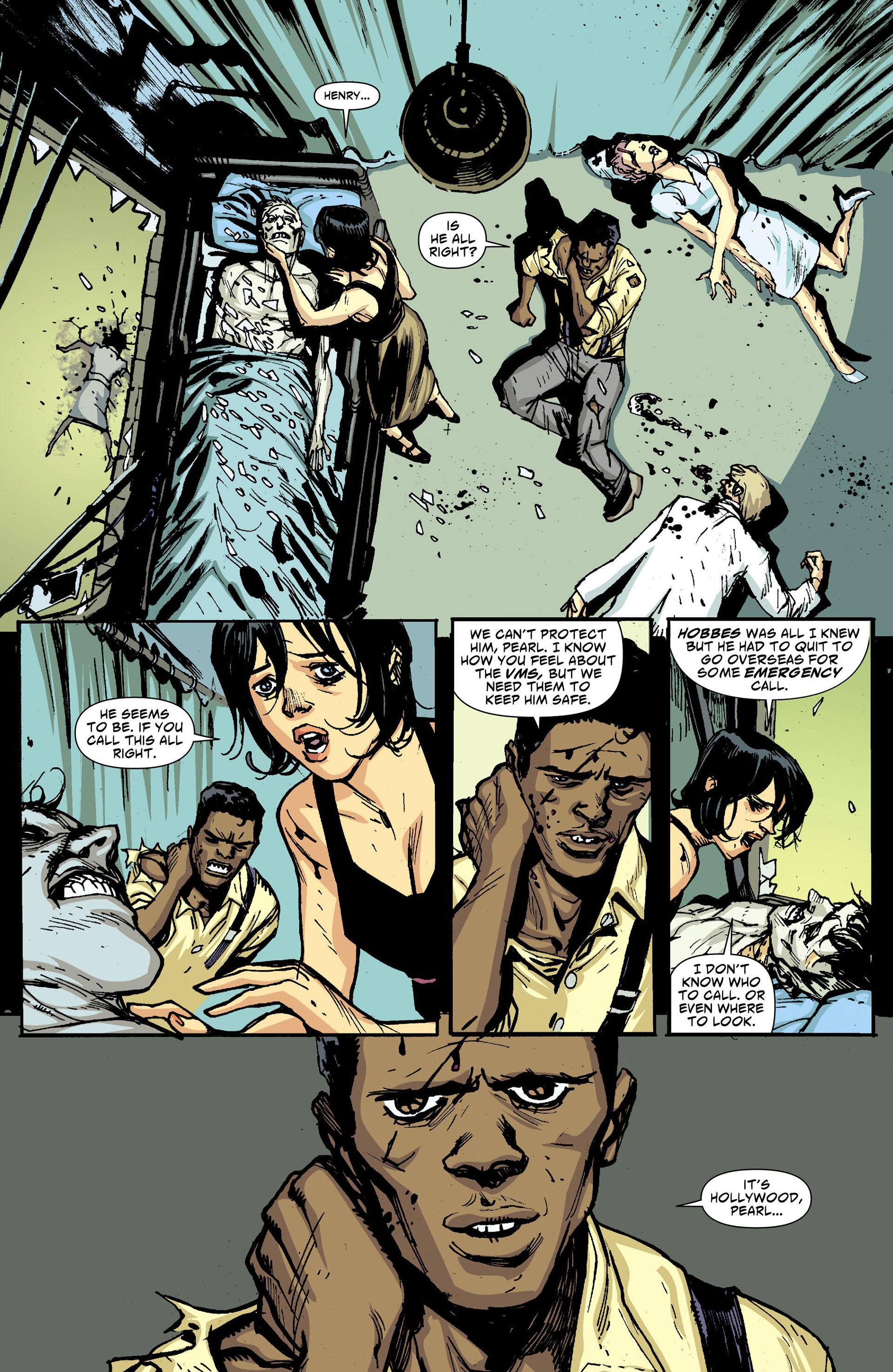 Read online American Vampire comic -  Issue #28 - 11