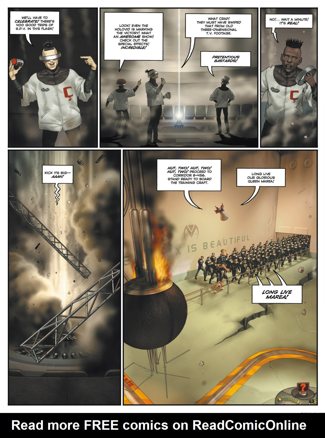 Read online Megalex (2014) comic -  Issue #1 - 28