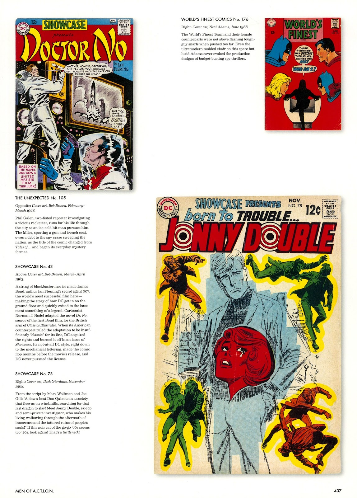 Read online 75 Years Of DC Comics comic -  Issue # TPB (Part 5) - 52