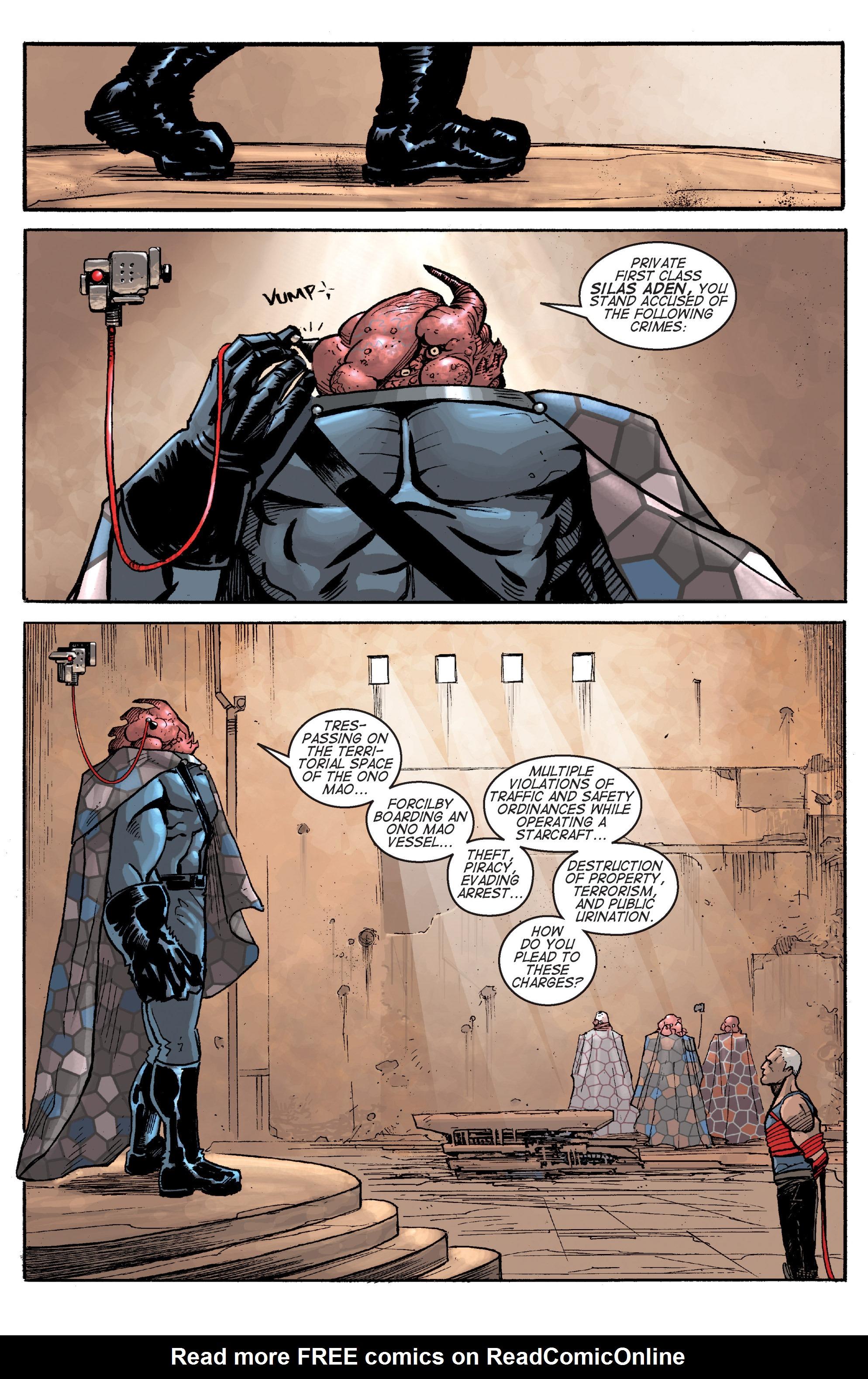 Read online Planetoid comic -  Issue # TPB - 119