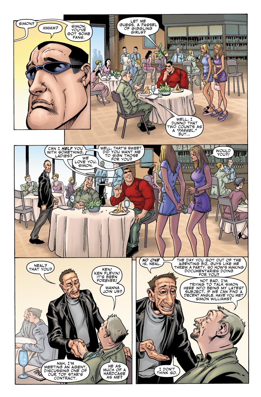 Read online Wonder Man (2007) comic -  Issue #1 - 6