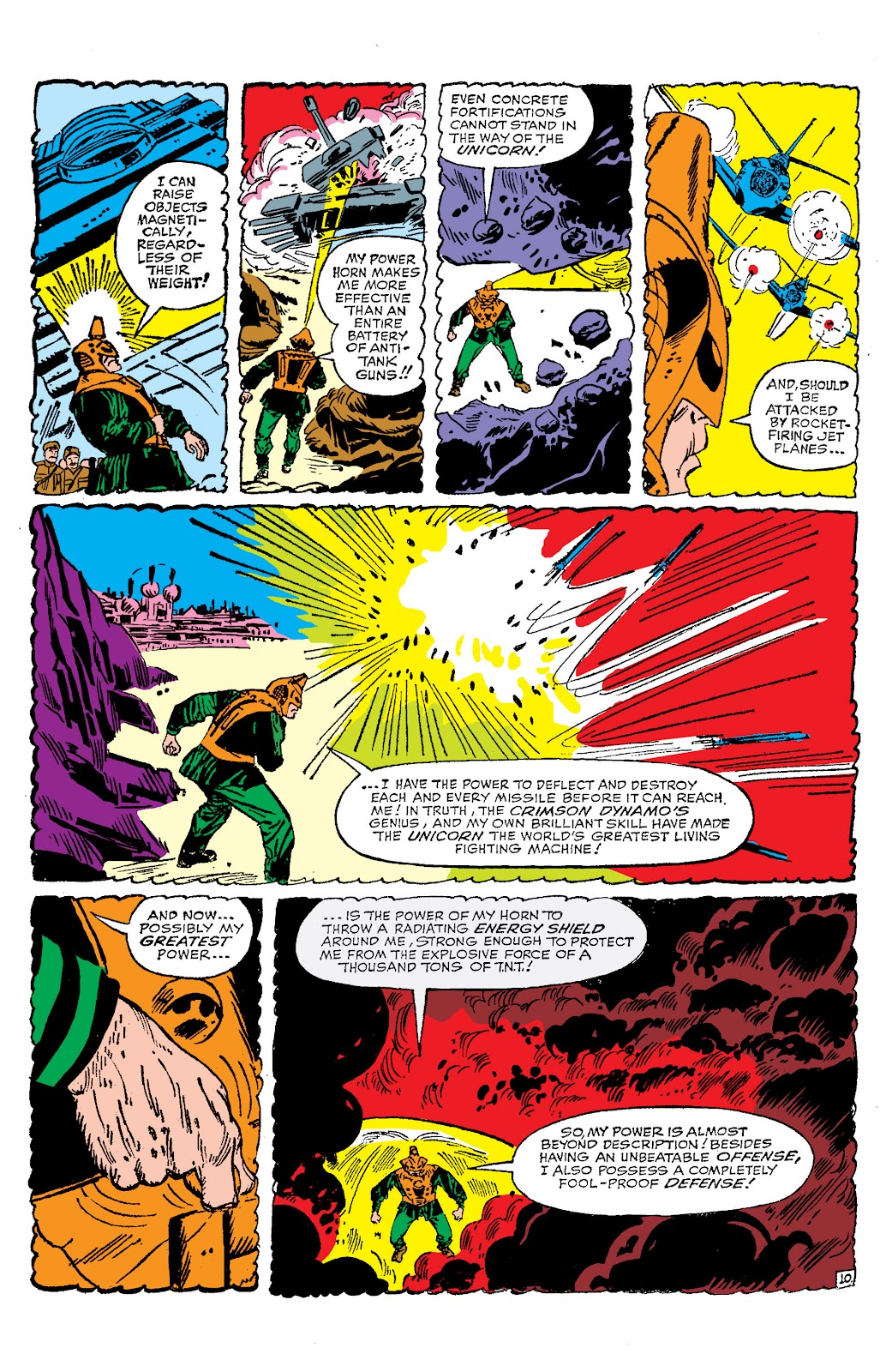 Read online Marvel Masterworks: The Invincible Iron Man comic -  Issue # TPB 2 (Part 1) - 91