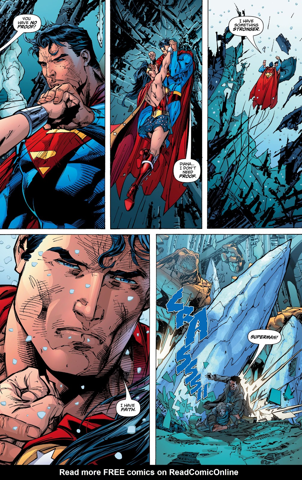 Read online Superman: For Tomorrow comic -  Issue # TPB (Part 2) - 97