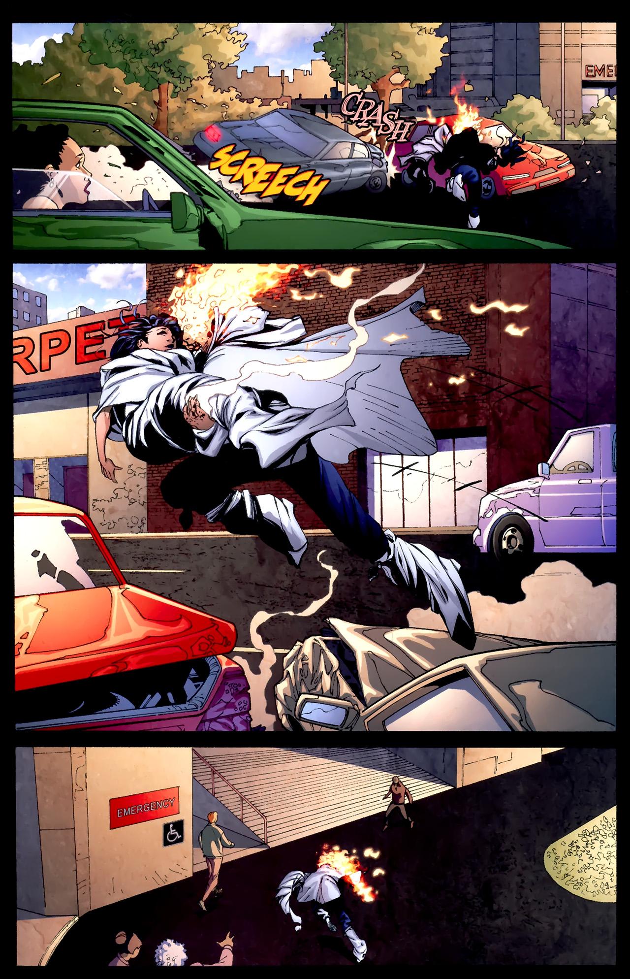 Read online Dead Romeo comic -  Issue #4 - 9