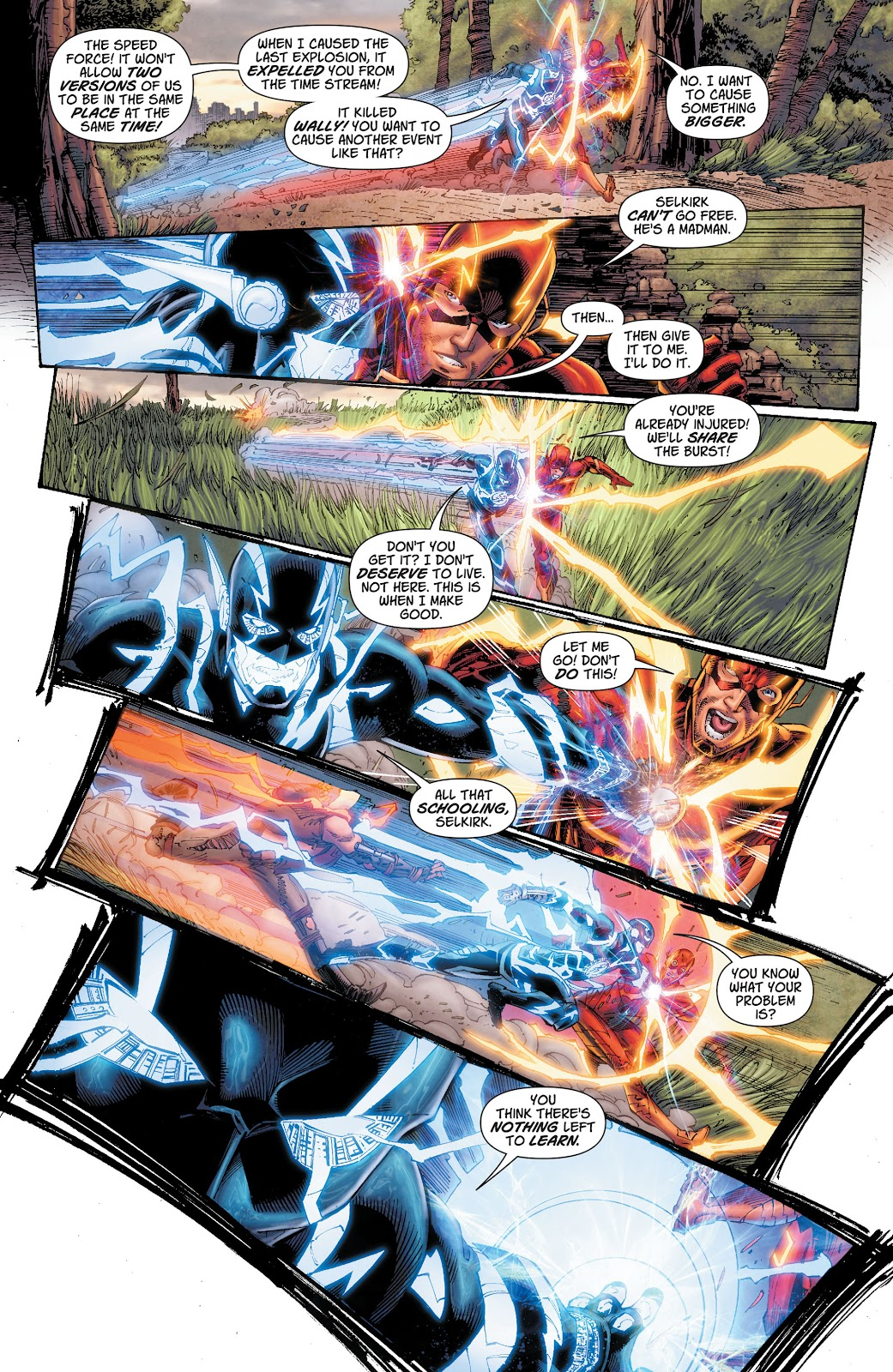Read online The Flash (2011) comic -  Issue # _TPB 7 - 113