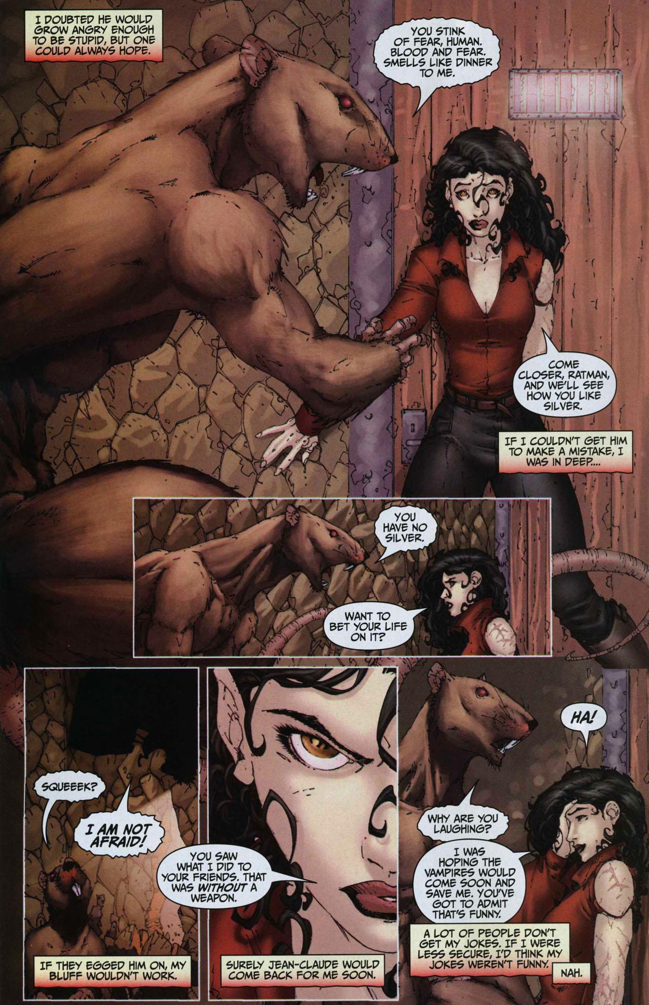 Read online Anita Blake, Vampire Hunter: Guilty Pleasures comic -  Issue #2 - 22