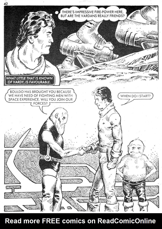 Starblazer issue 87 - Page 42