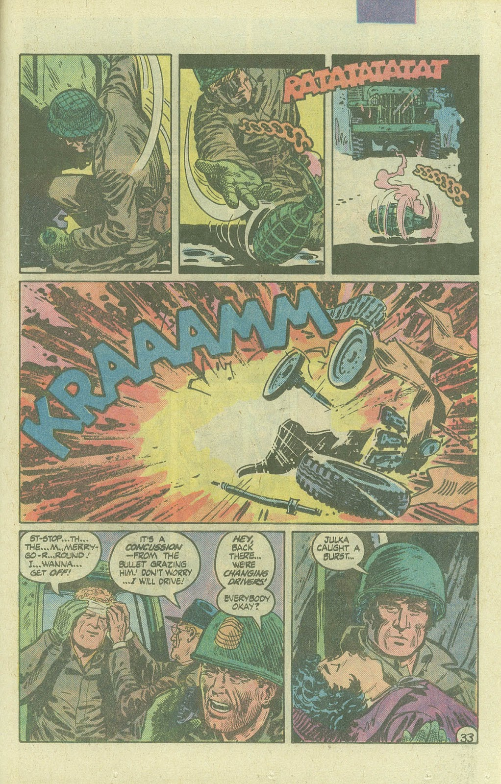 Sgt. Rock issue Annual 3 - Page 40