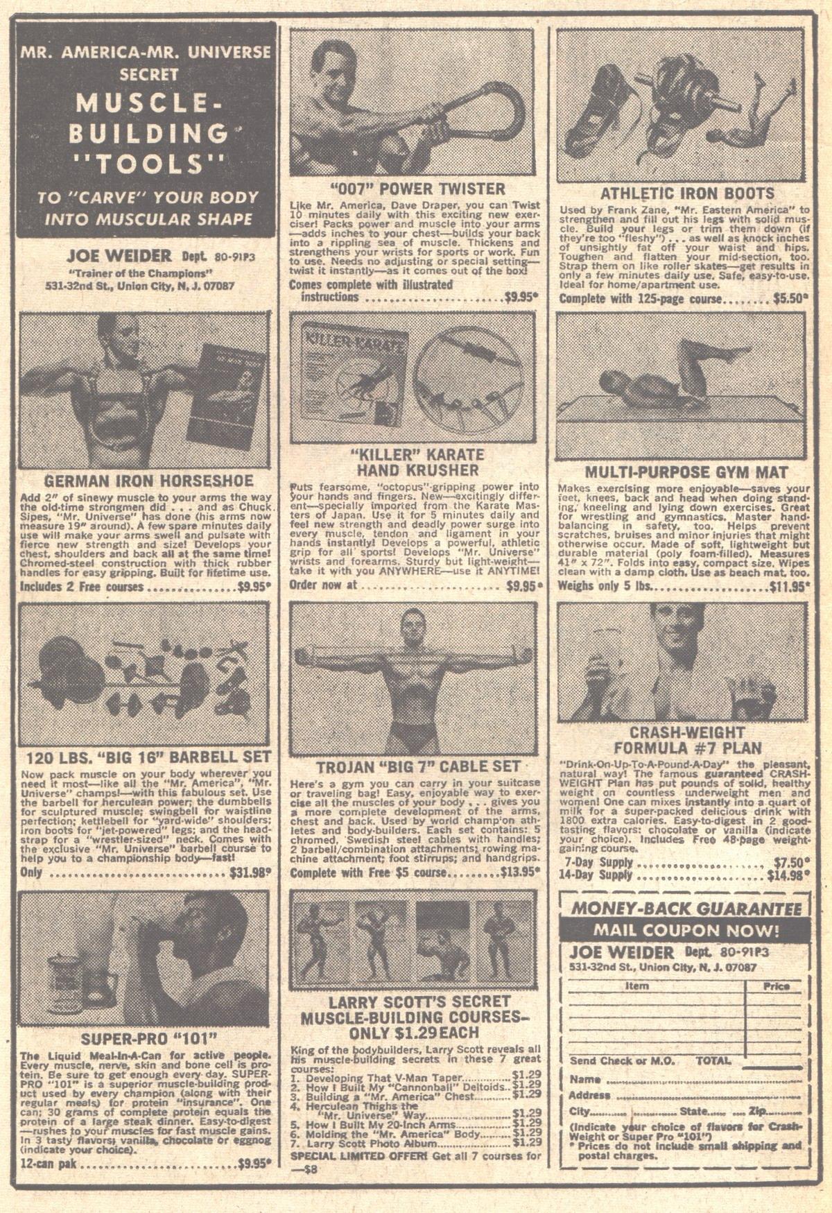 Read online Adventure Comics (1938) comic -  Issue #411 - 50
