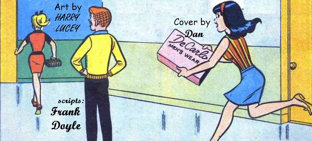 Read online Archie (1960) comic -  Issue #184 - 37