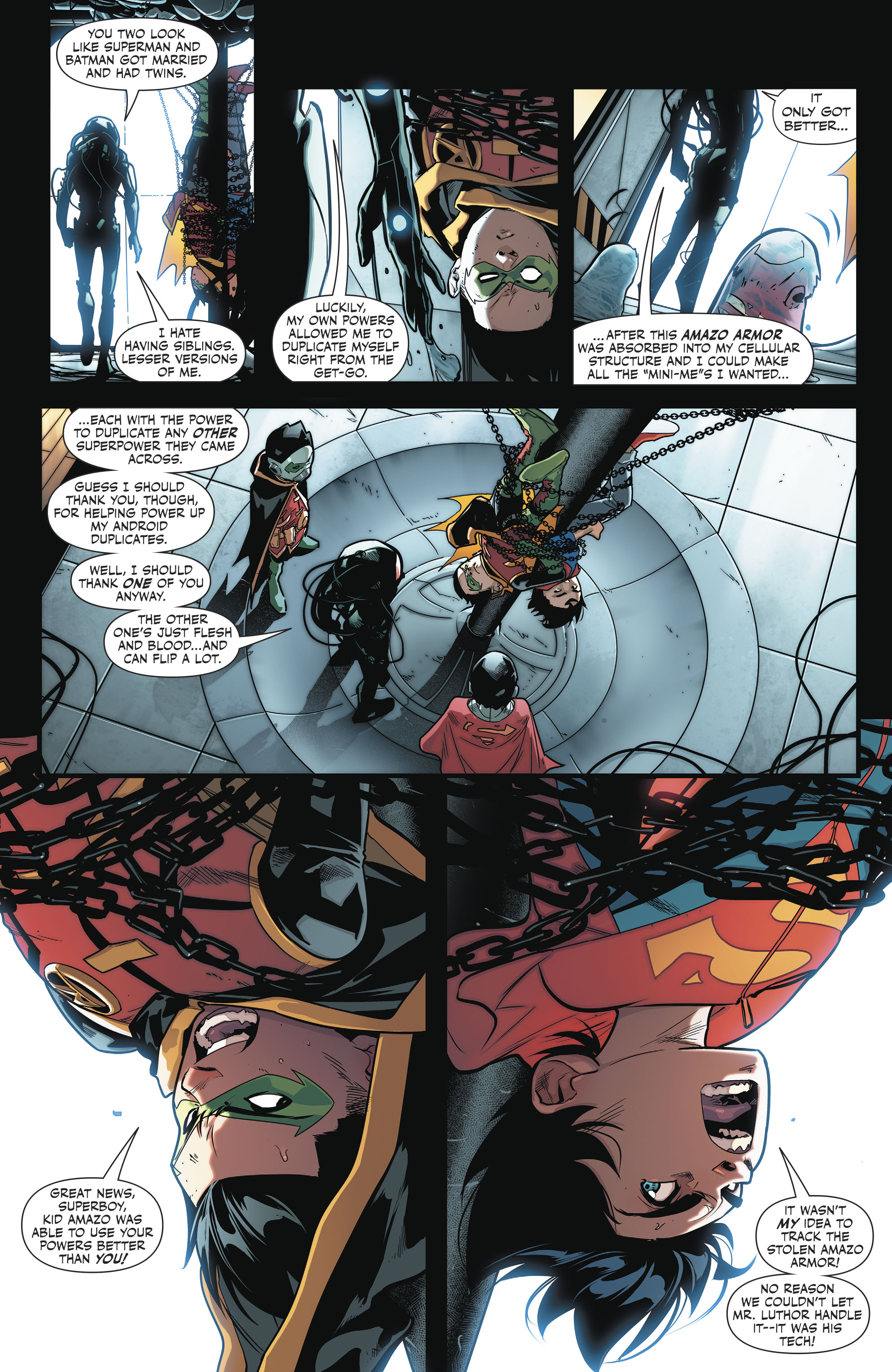 Read online Super Sons comic -  Issue #4 - 6