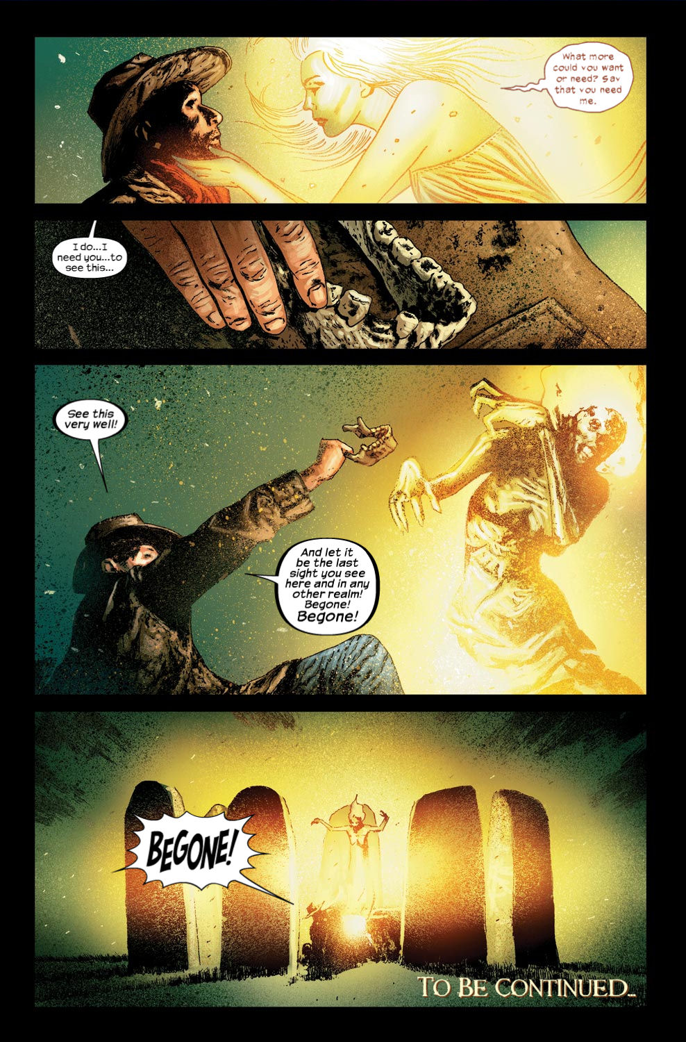 Read online Dark Tower: The Gunslinger - The Way Station comic -  Issue #4 - 23