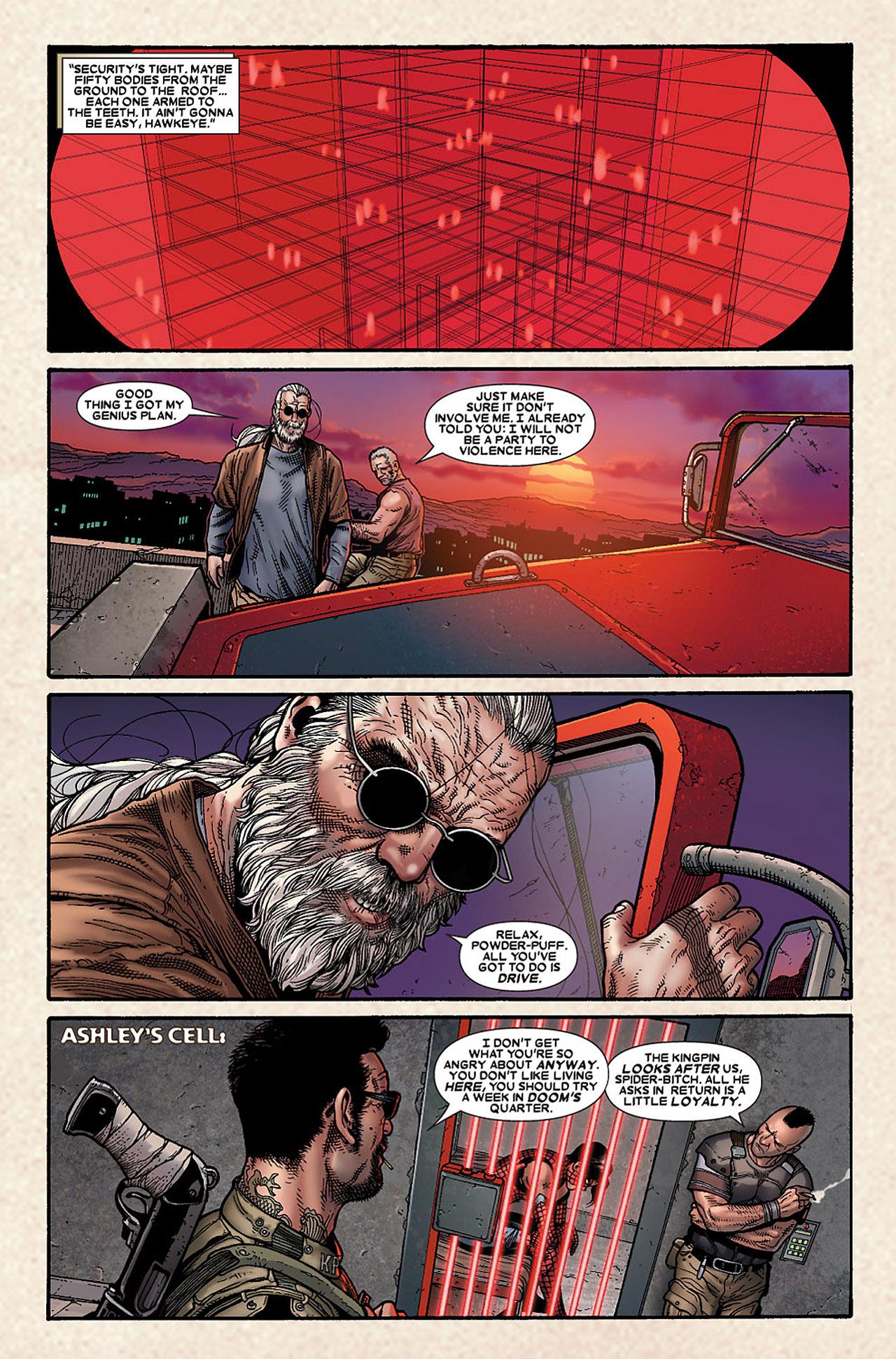 Read online Wolverine: Old Man Logan comic -  Issue # Full - 61