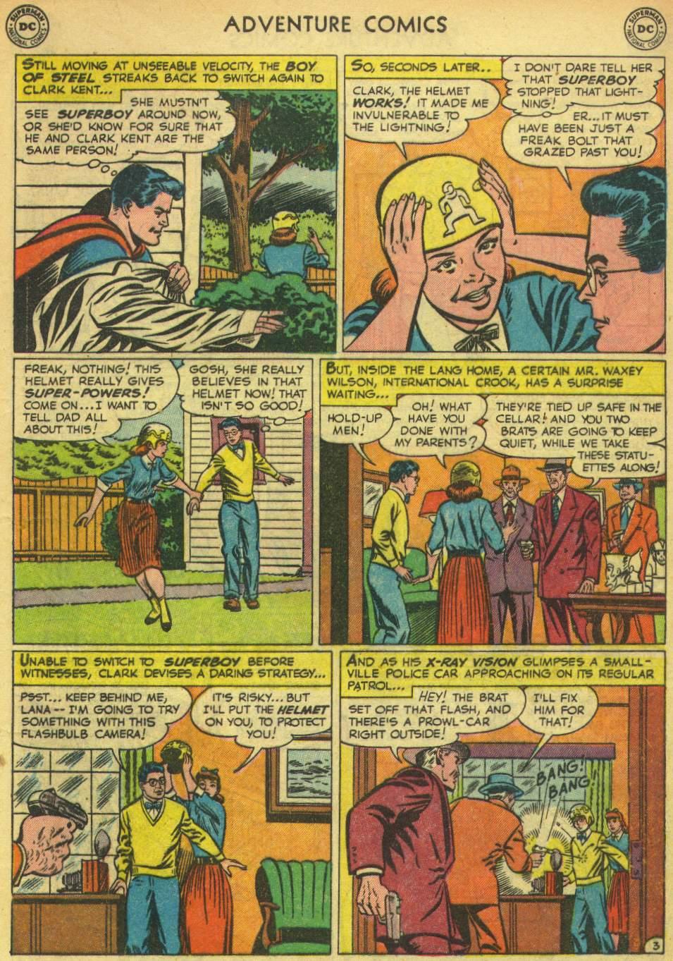 Read online Adventure Comics (1938) comic -  Issue #167 - 5