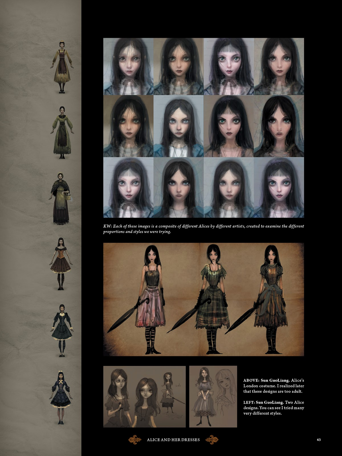Read online The Art of Alice: Madness Returns comic -  Issue # TPB (Part 1) - 40