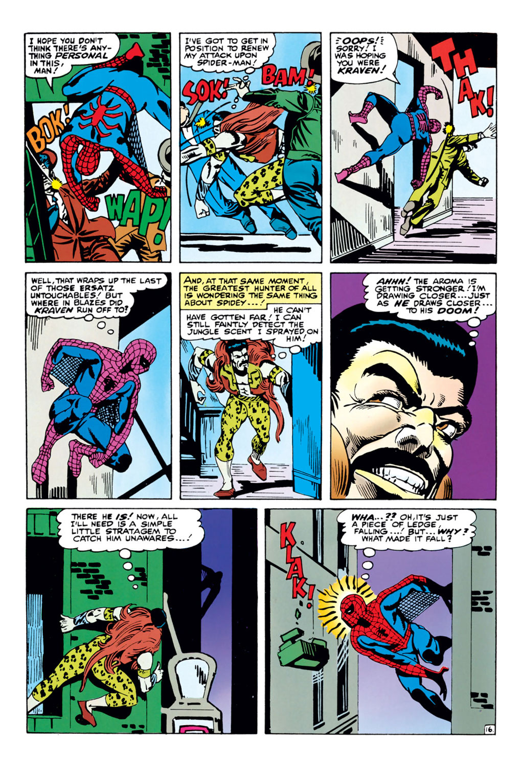 The Amazing Spider-Man (1963) 34 Page 16