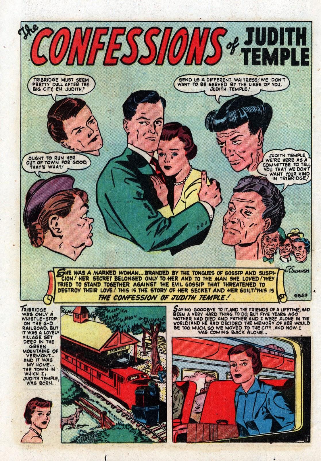 Love Romances (1949) issue 19 - Page 26