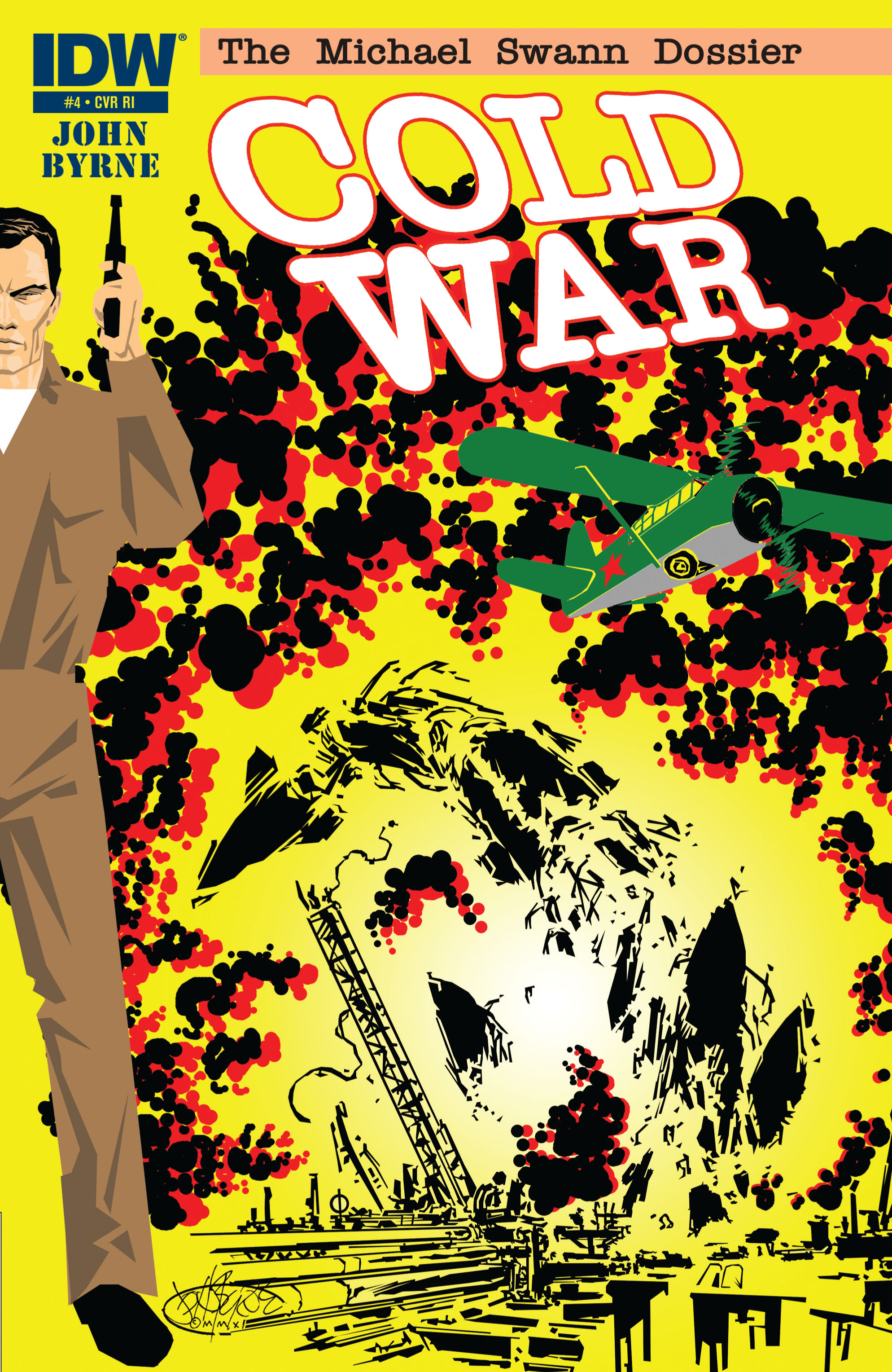 Read online Cold War comic -  Issue # TPB - 83