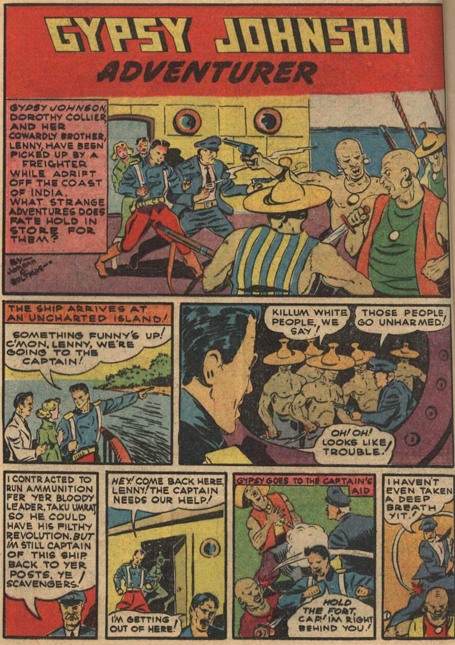Blue Ribbon Comics (1939) issue 7 - Page 24
