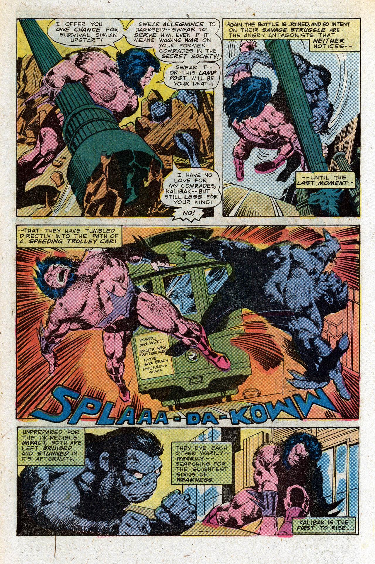 Read online Secret Society of Super-Villains comic -  Issue #4 - 26