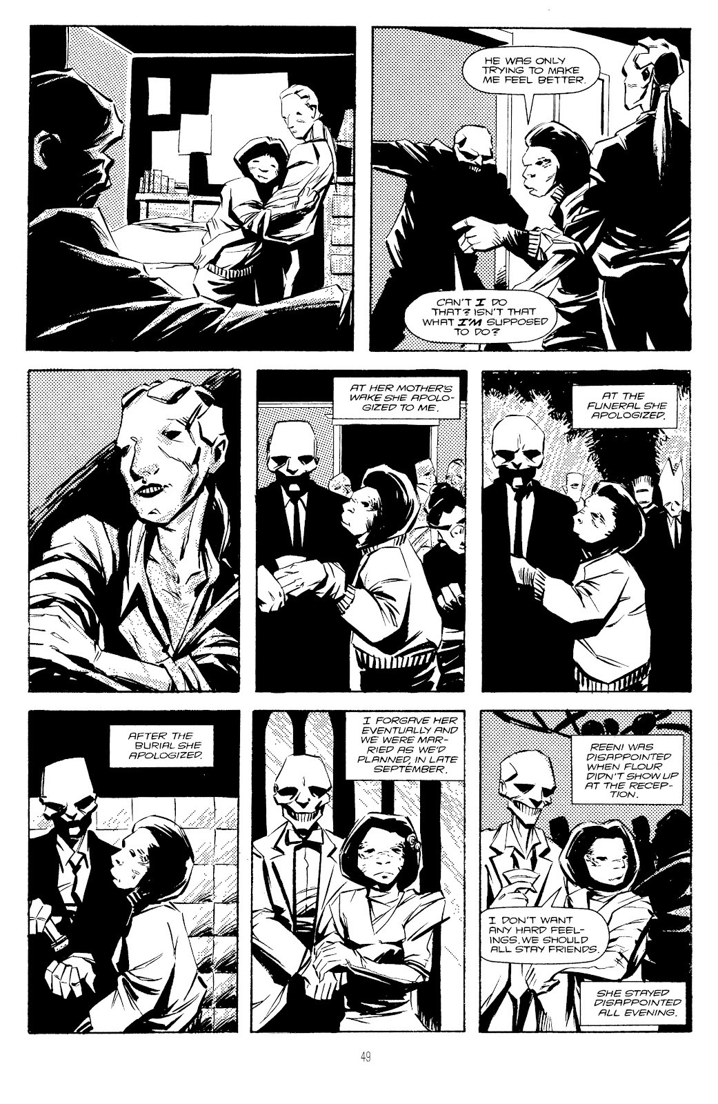 Read online Freaks' Amour comic -  Issue # TPB (Part 1) - 50