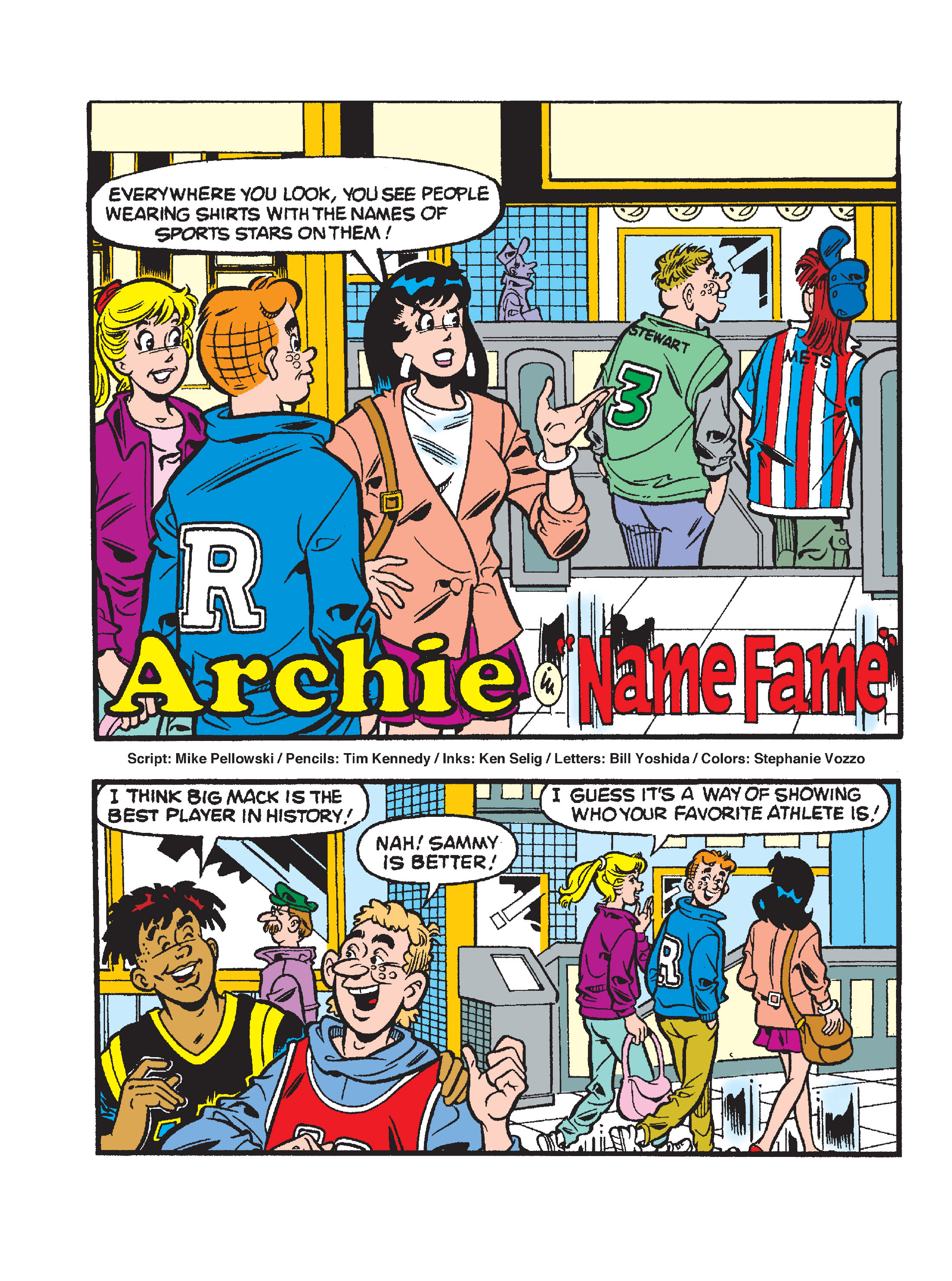 Read online Archie 1000 Page Comics Blowout! comic -  Issue # TPB (Part 4) - 228