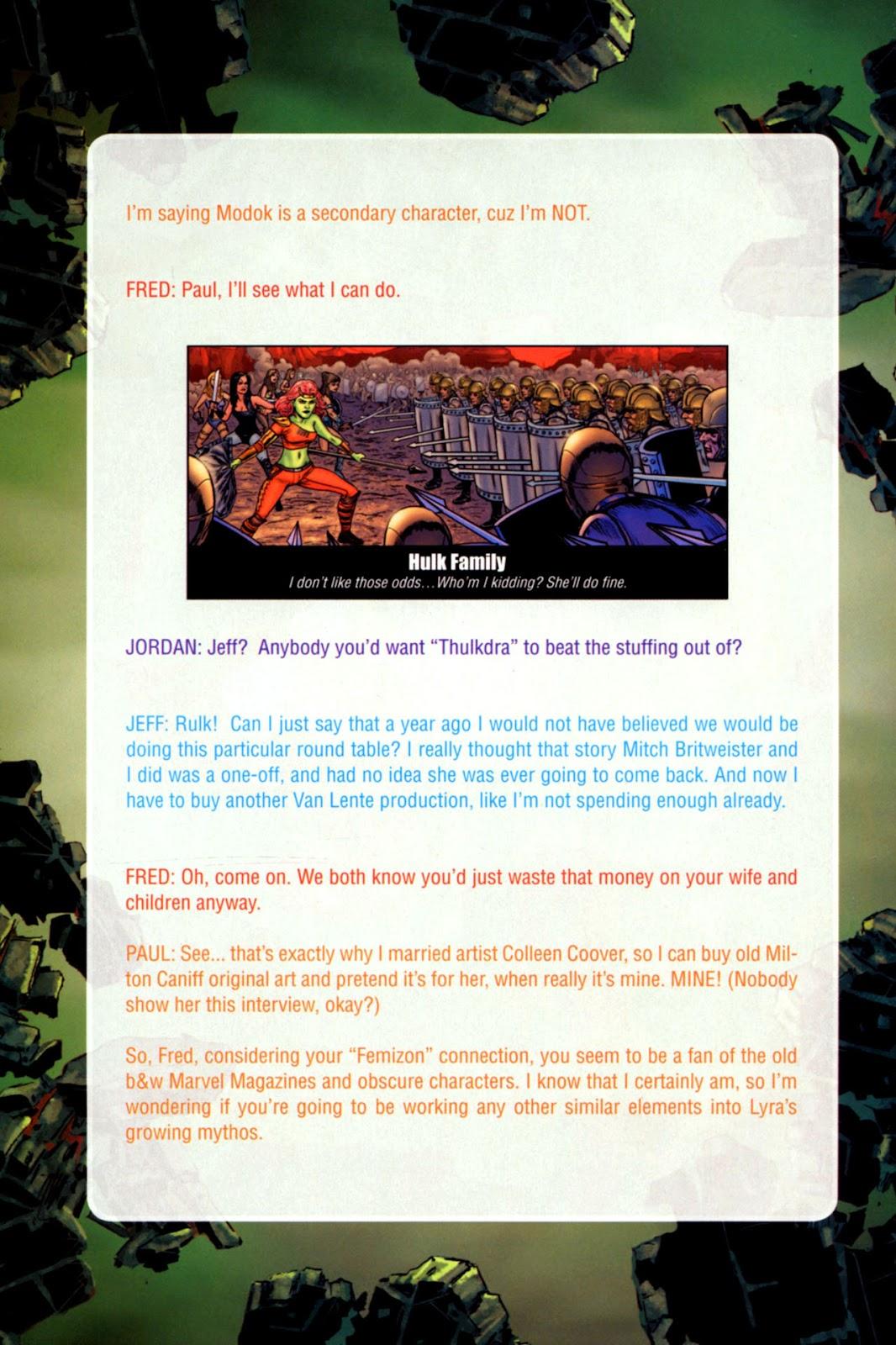 Savage She-Hulk Issue #1 #1 - English 32
