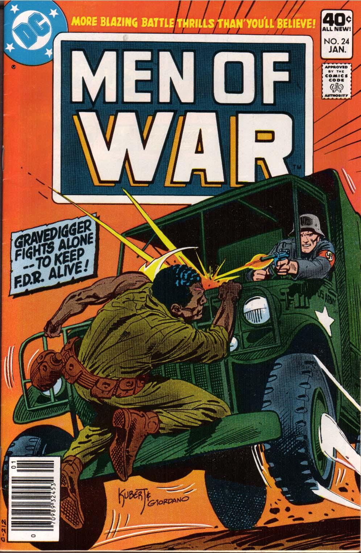 Men of War 24 Page 1
