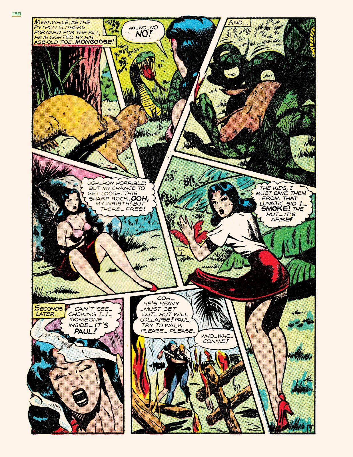 Read online Jungle Girls comic -  Issue # TPB (Part 2) - 36