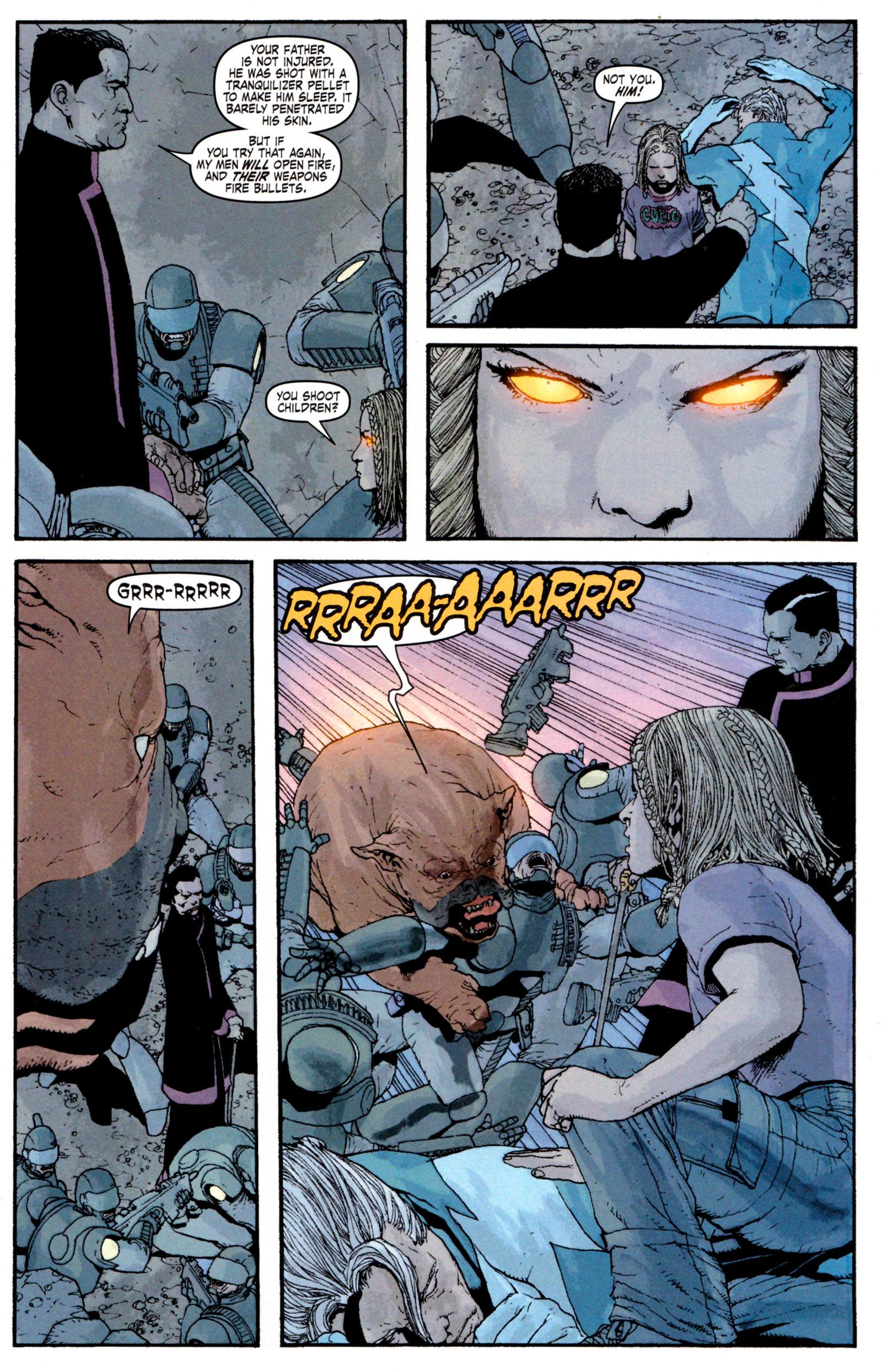 Read online Son of M comic -  Issue #6 - 5