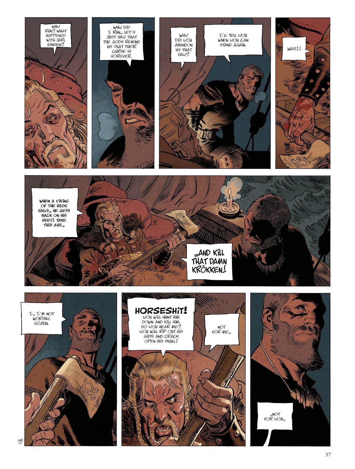 Read online Asgard comic -  Issue #1 - 39