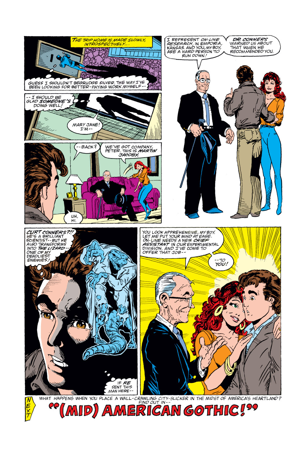 The Amazing Spider-Man (1963) 301 Page 22