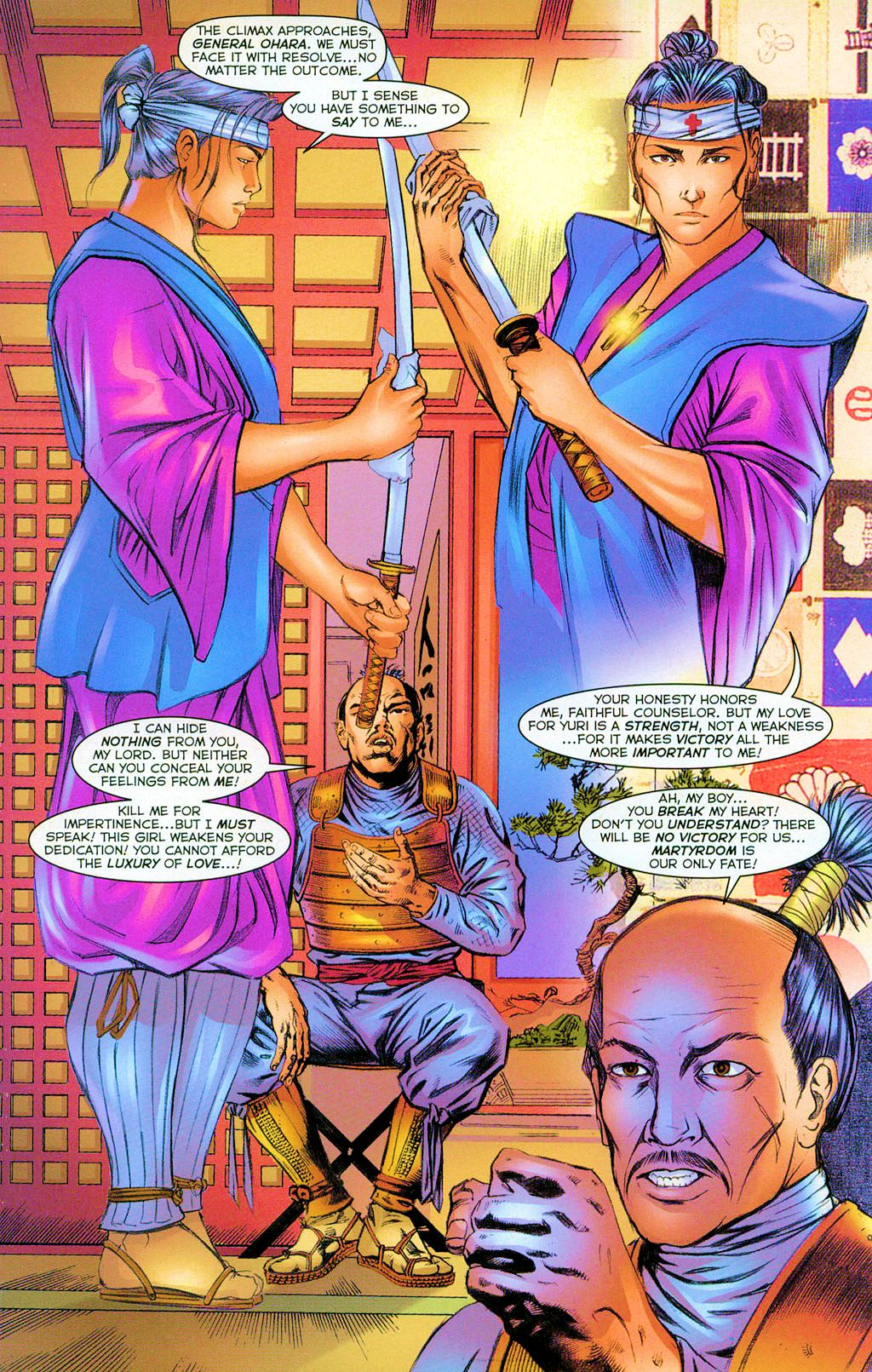 Read online Shi: Heaven And Earth comic -  Issue #3 - 13