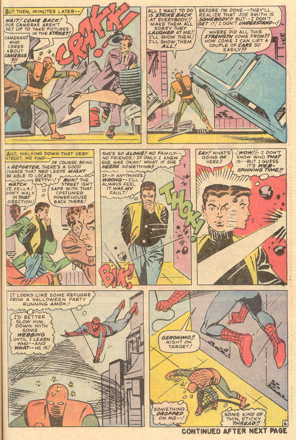 The Amazing Spider-Man (1963) _Annual_7 Page 36