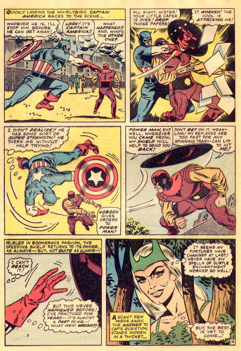 The Avengers (1963) 21 Page 19