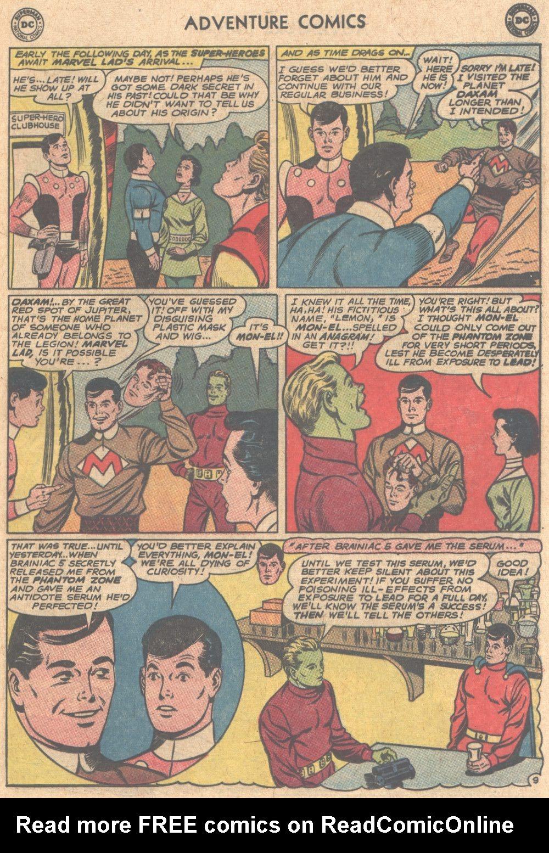 Read online Adventure Comics (1938) comic -  Issue #305 - 25