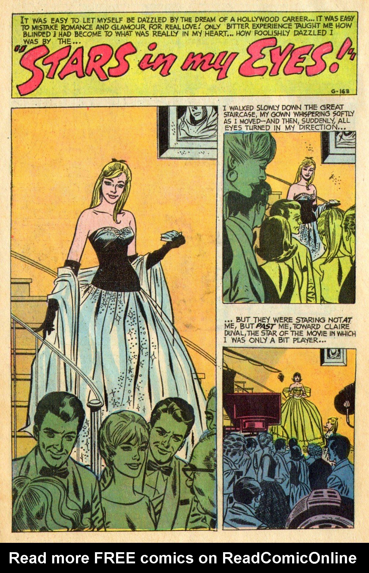 Read online Secret Hearts comic -  Issue #136 - 10