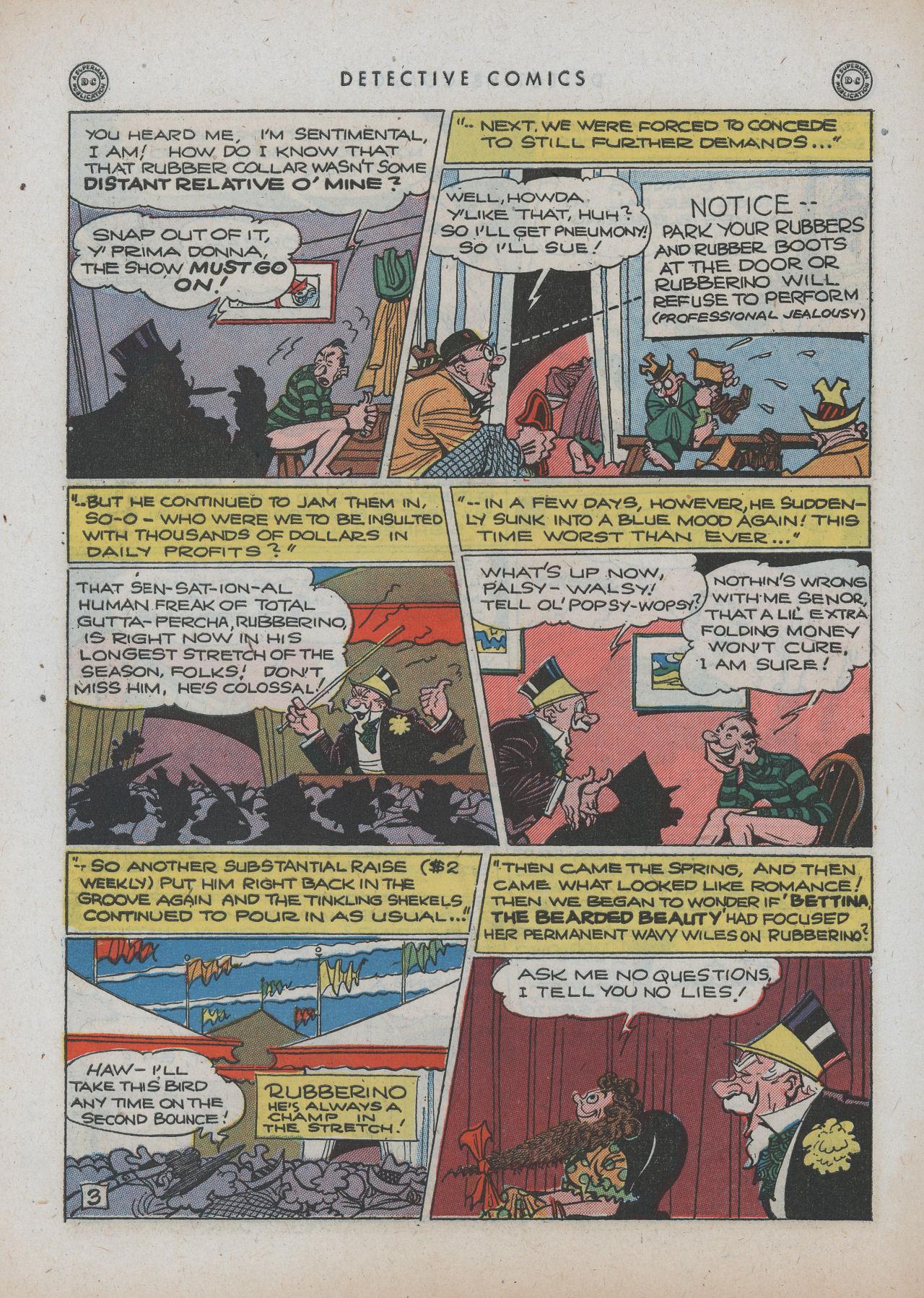 Read online Detective Comics (1937) comic -  Issue #89 - 18