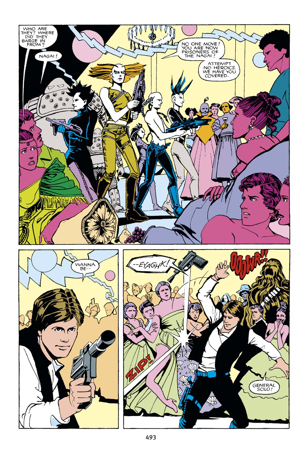 Read online Star Wars Omnibus comic -  Issue # Vol. 21.5 - 218