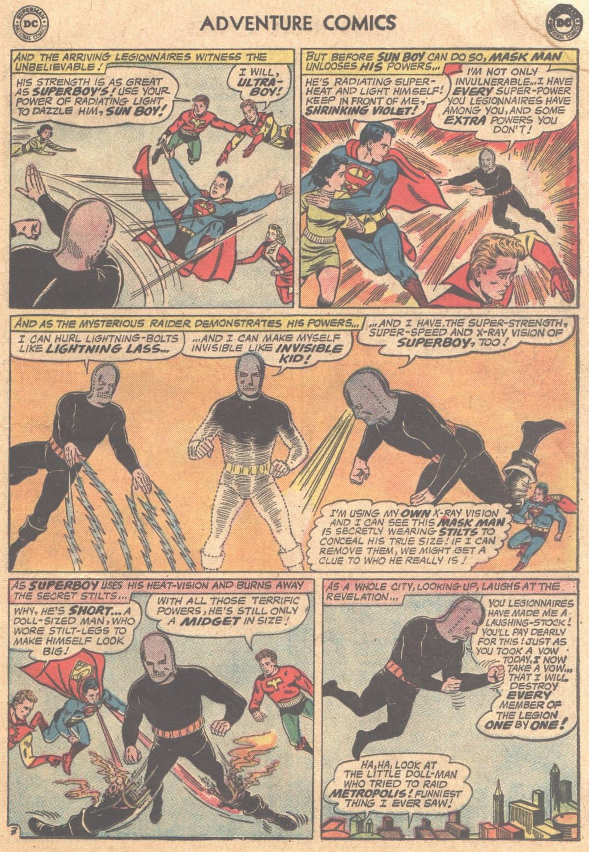 Read online Adventure Comics (1938) comic -  Issue #310 - 5