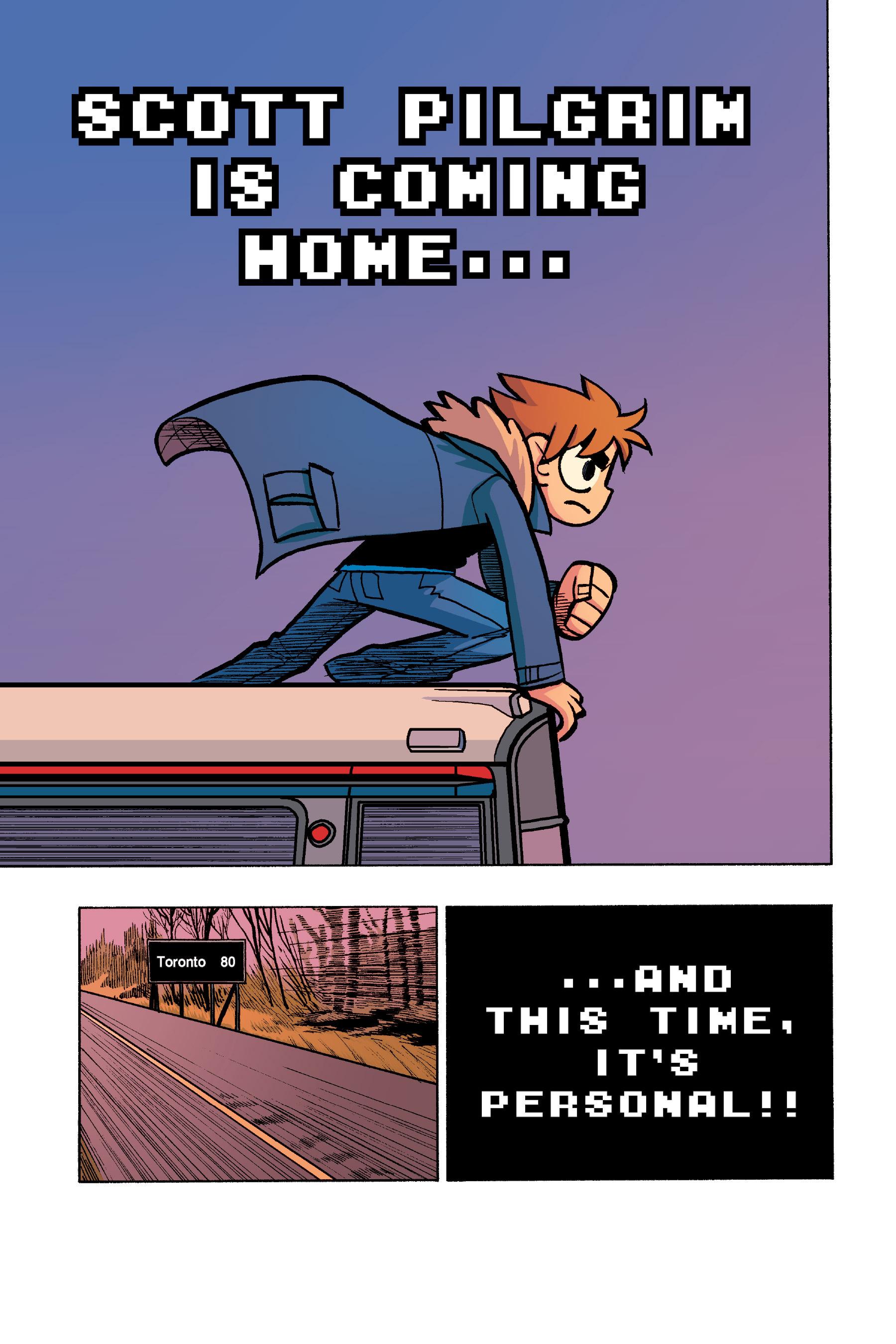 Read online Scott Pilgrim comic -  Issue #6 - 92