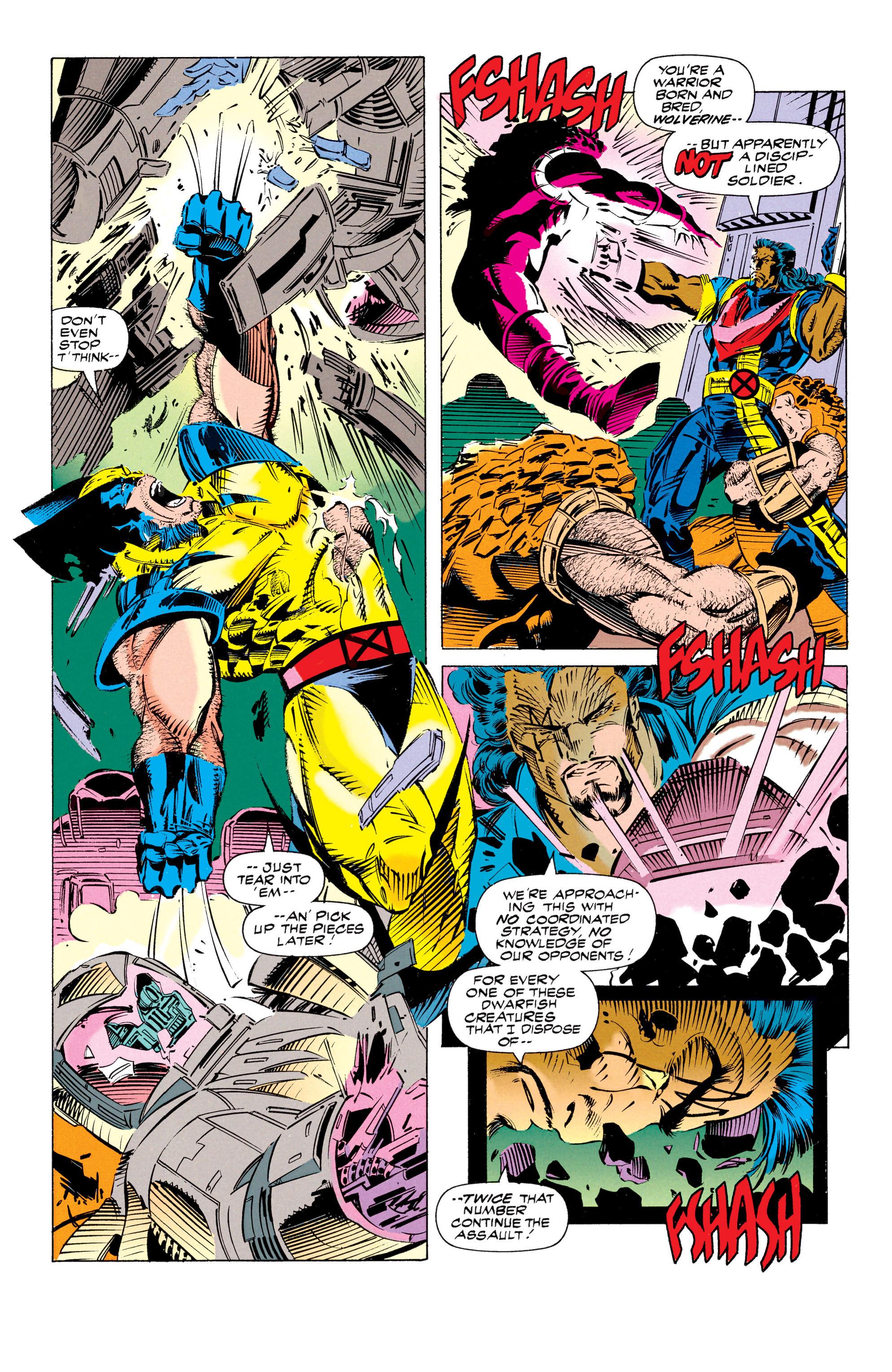 X-Men (1991) 16 Page 3