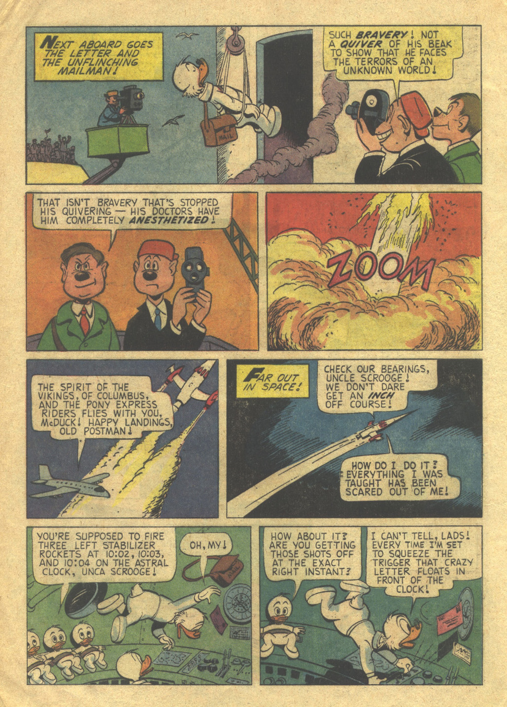 Read online Uncle Scrooge (1953) comic -  Issue #53 - 8