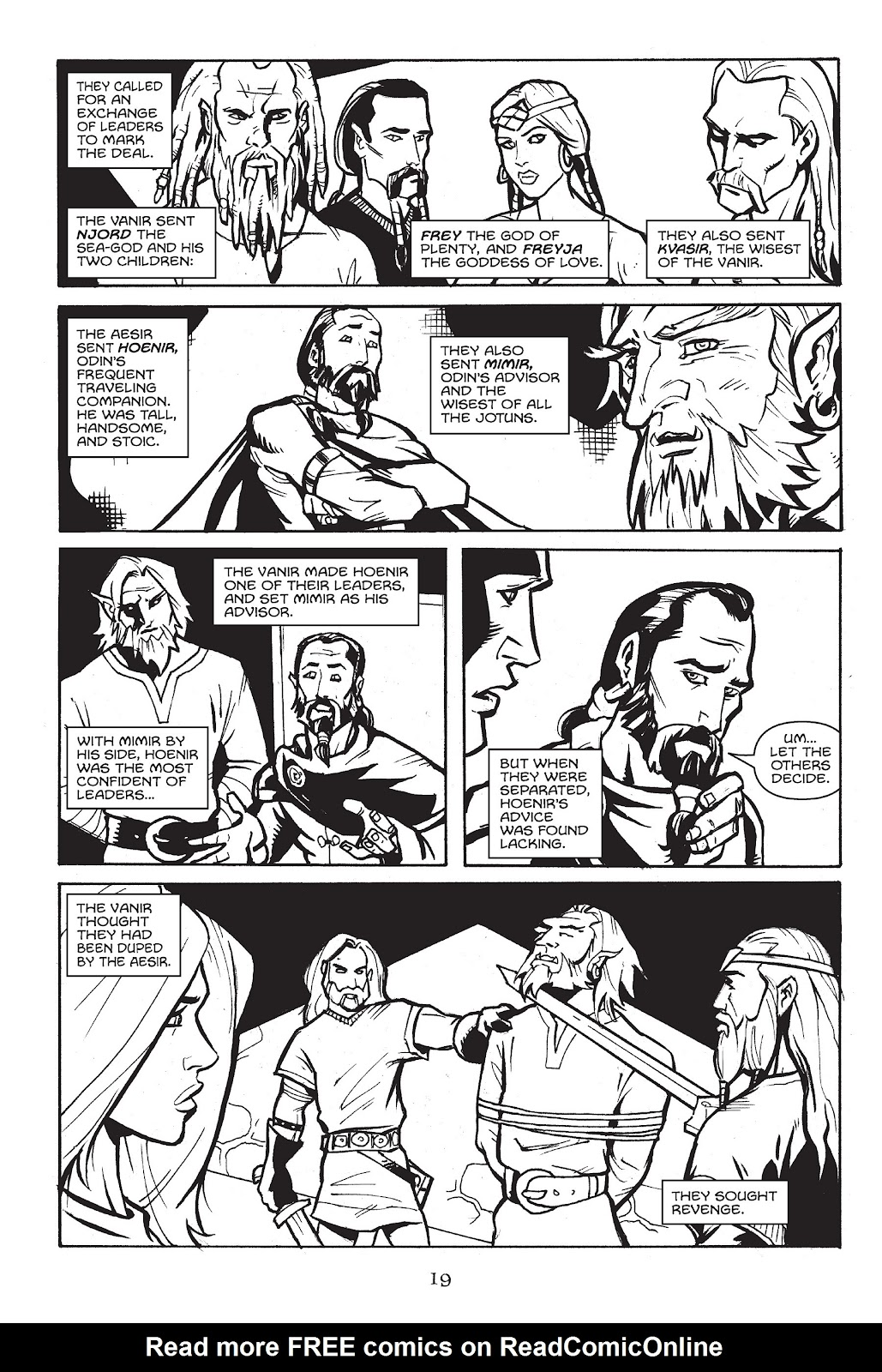 Read online Gods of Asgard comic -  Issue # TPB (Part 1) - 20