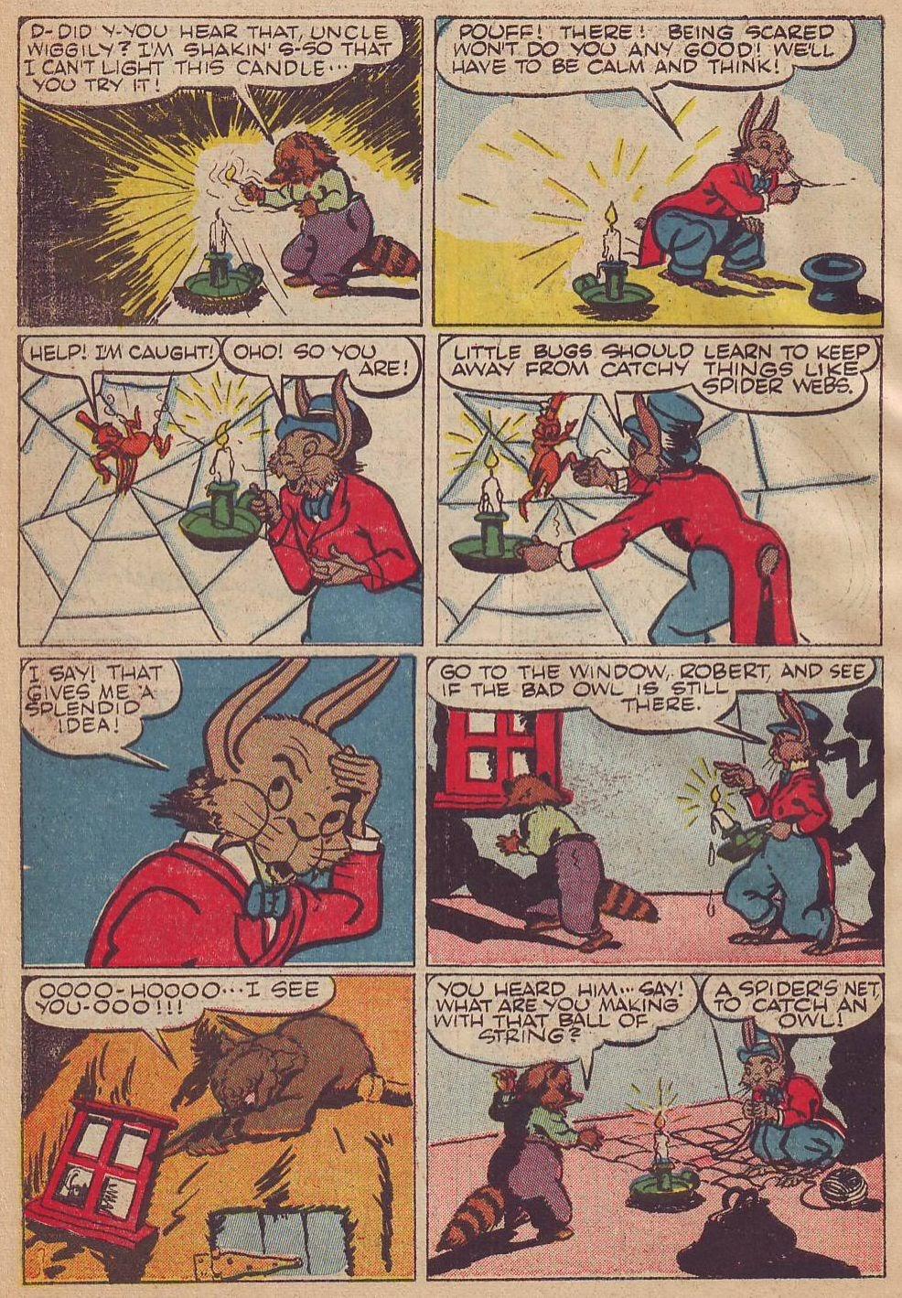 Read online Animal Comics comic -  Issue #13 - 8