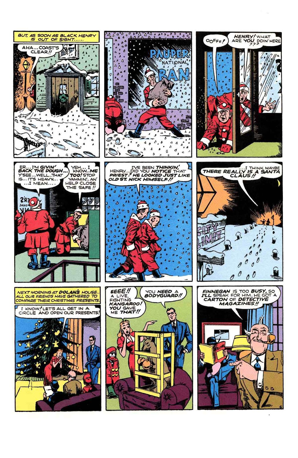 Read online Will Eisner's The Spirit Archives comic -  Issue # TPB 1 (Part 3) - 10