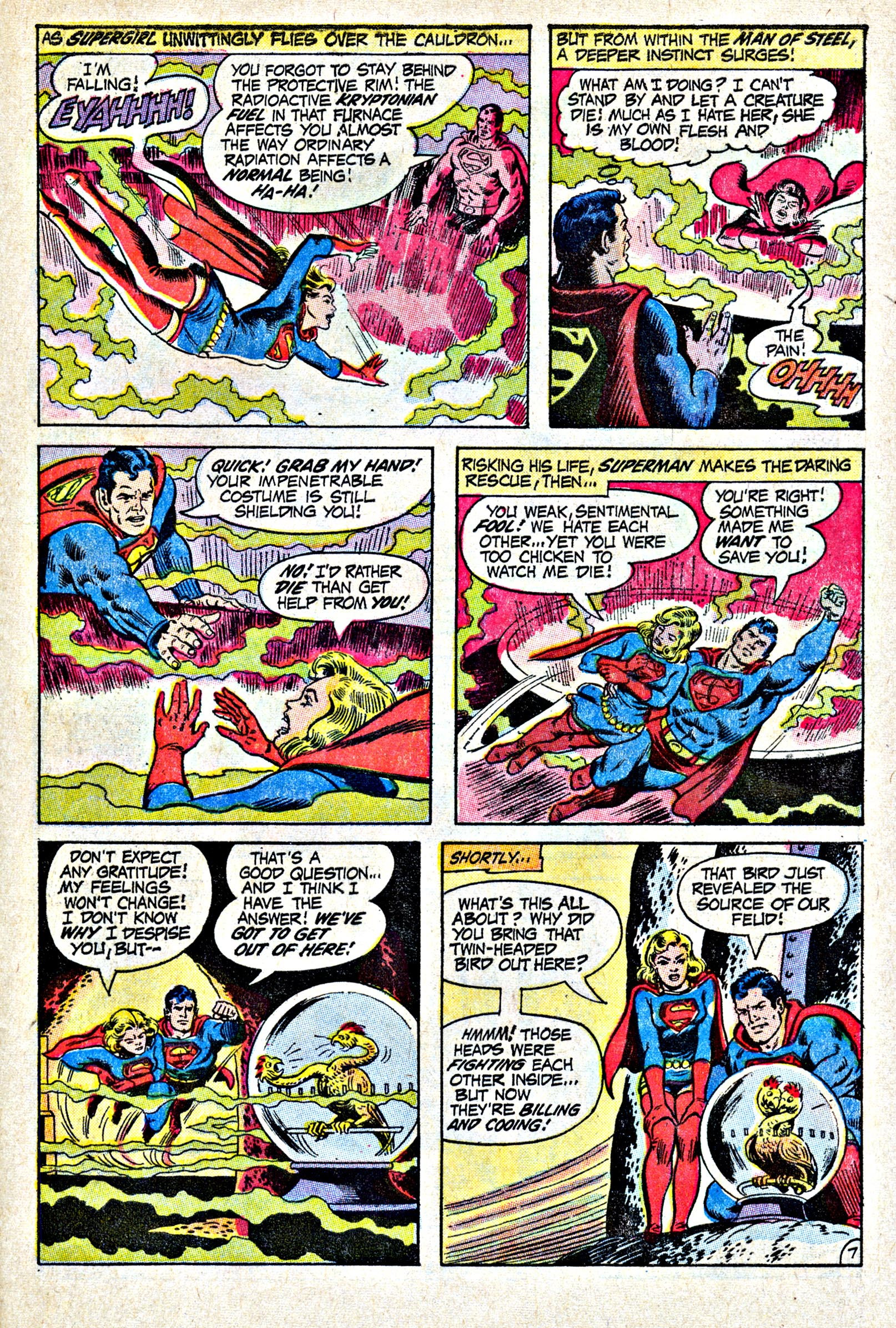 Read online Action Comics (1938) comic -  Issue #402 - 31