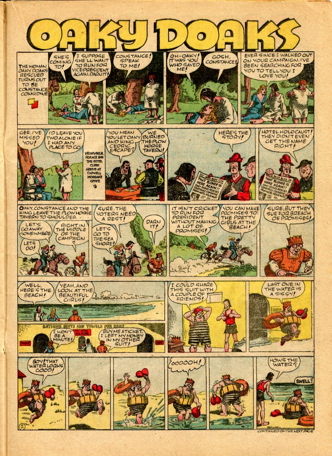 Read online Famous Funnies comic -  Issue #49 - 39