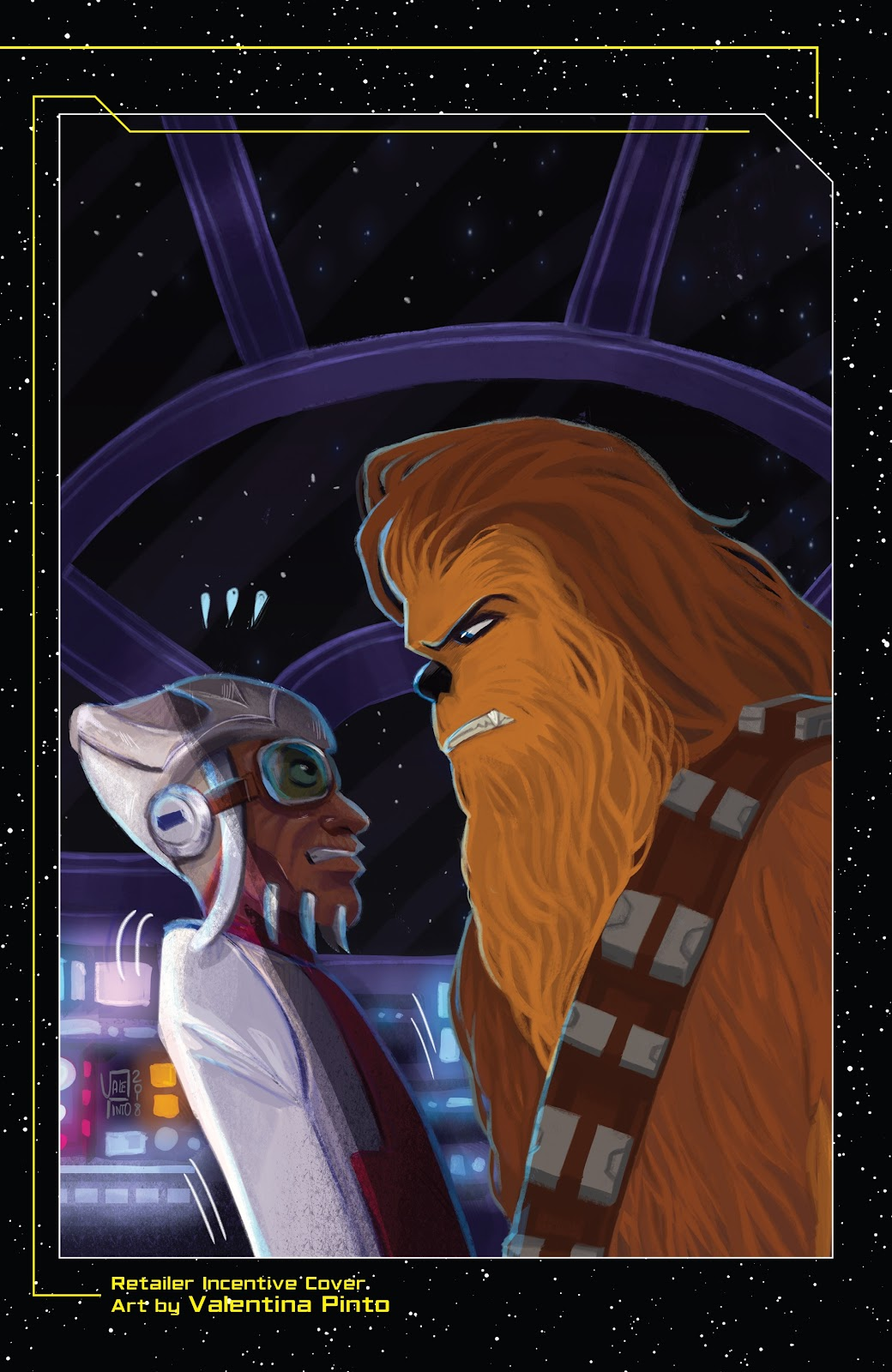 Read online Star Wars Adventures: Flight of the Falcon comic -  Issue # Full - 28