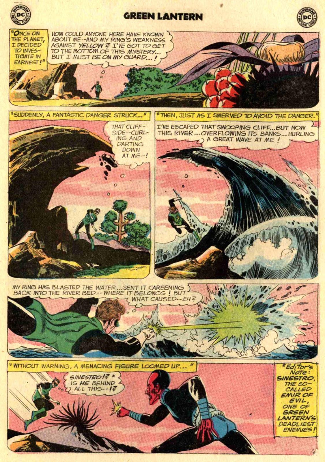 Green Lantern (1960) Issue #24 #27 - English 25